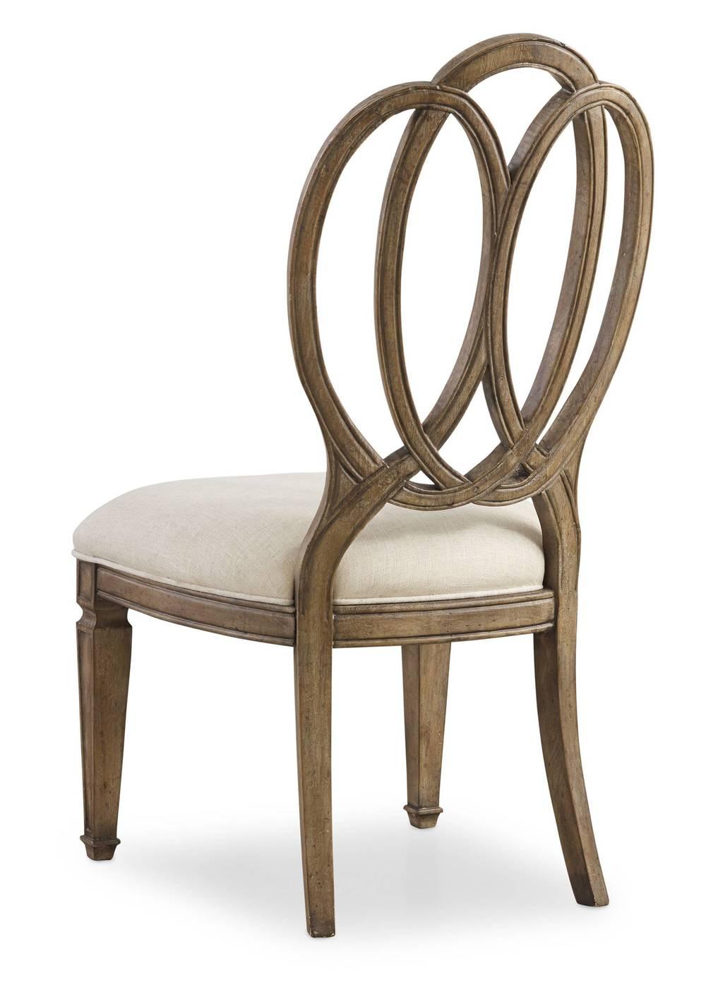 Hooker Furniture - Solana Wood Back Side Chair