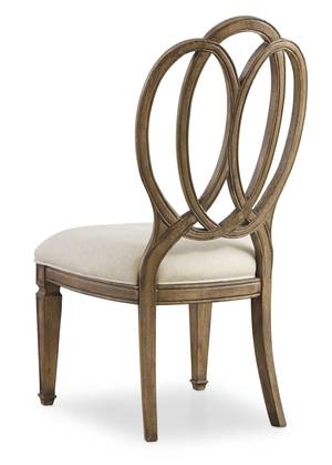 Thumbnail of Hooker Furniture - Solana Wood Back Side Chair