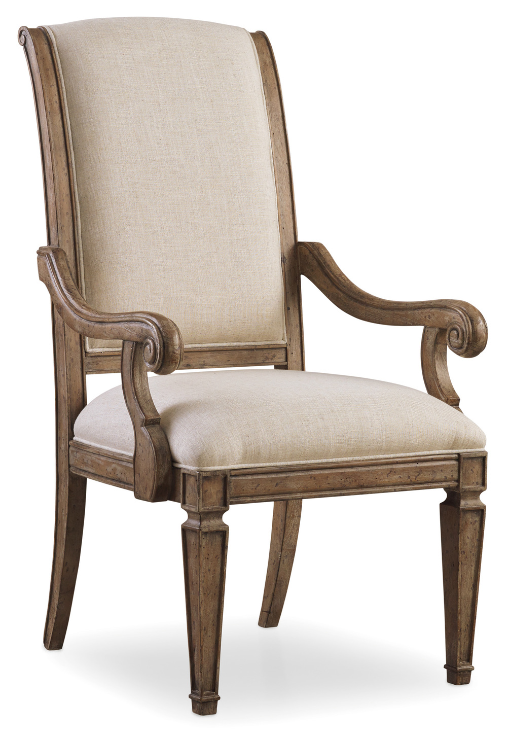 HOOKER FURNITURE CO - Solana Upholstered Arm Chair