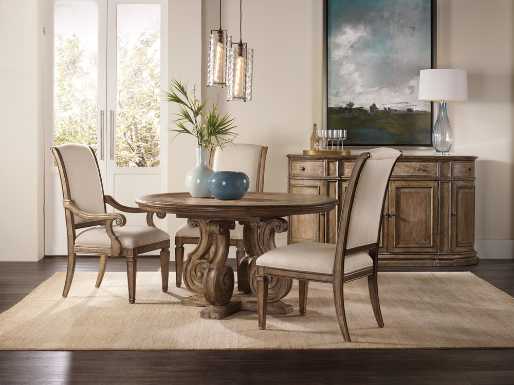 Hooker Furniture - Solana Upholstered Arm Chair