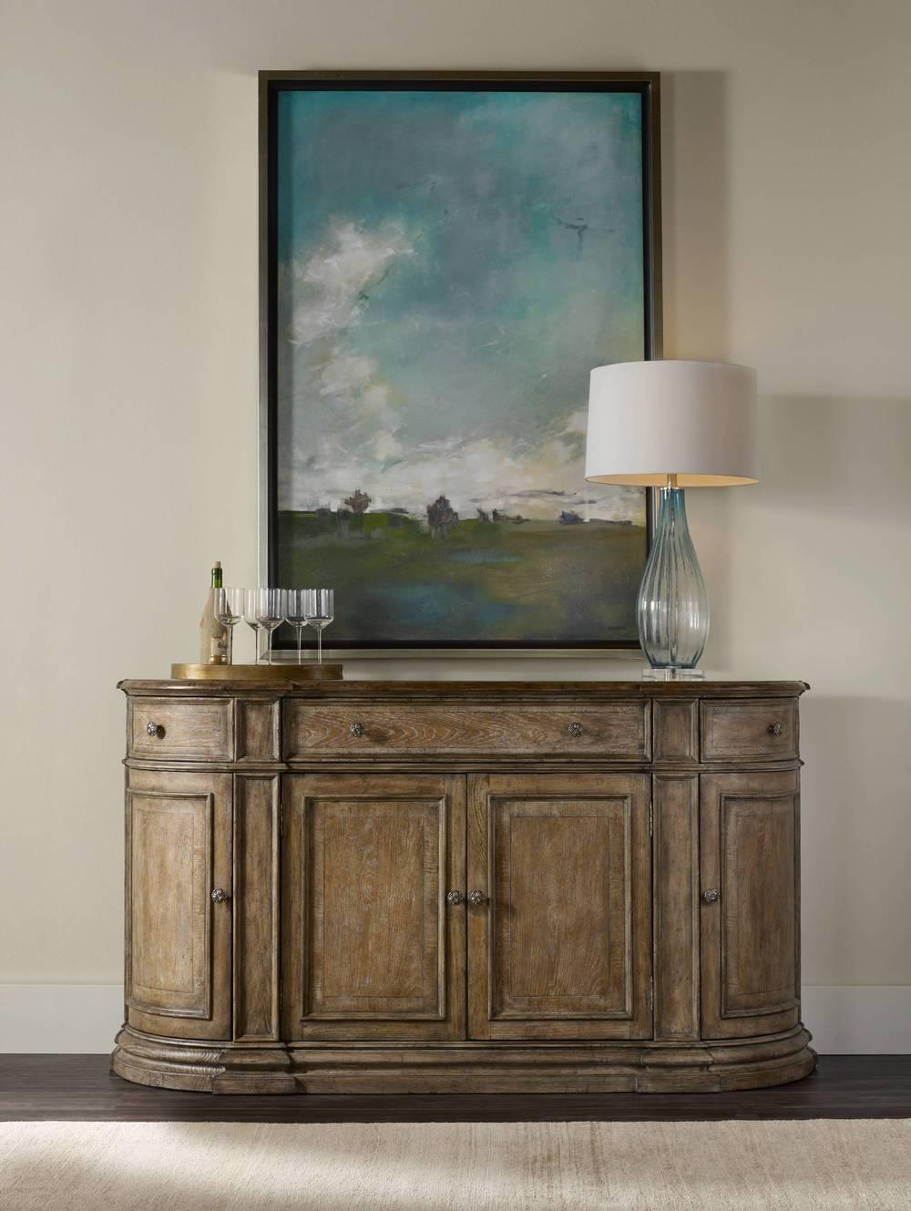 Hooker Furniture - Solana Three Drawer/Four Door Buffet