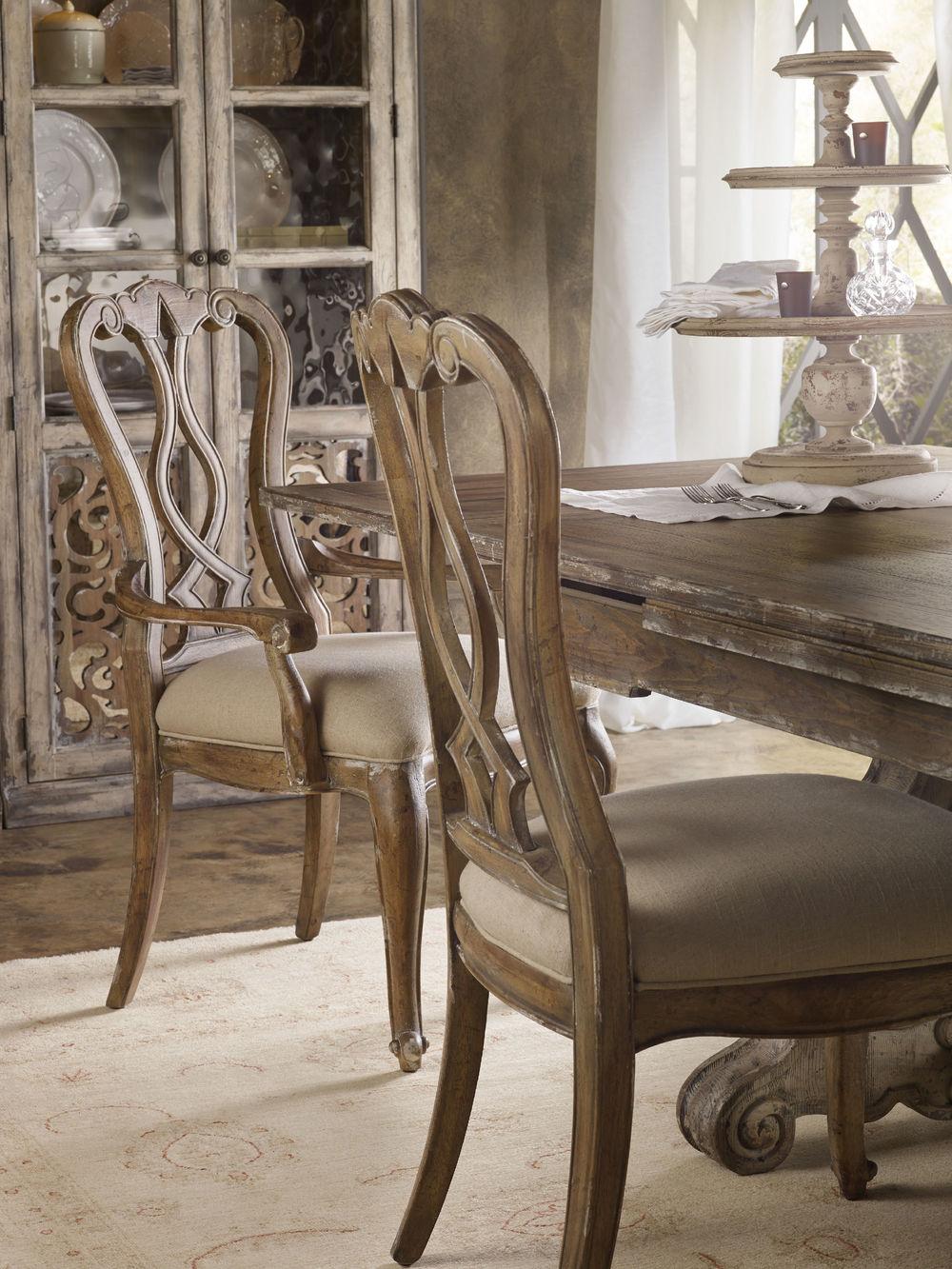 Hooker Furniture - Chatelet Splatback Arm Chair