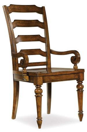 Thumbnail of Hooker Furniture - Tynecastle Ladderback Arm Chair