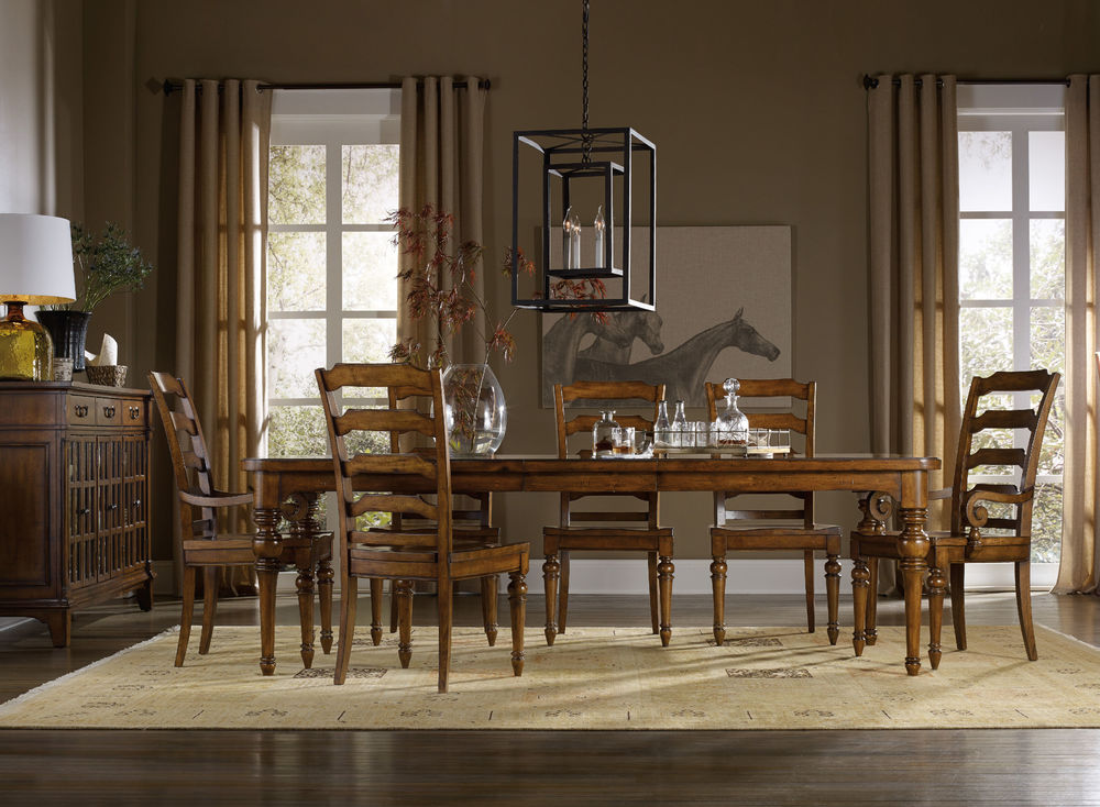 Hooker Furniture - Tynecastle Ladderback Side Chair