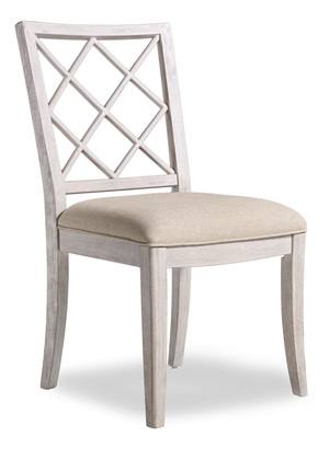 Thumbnail of Hooker Furniture - Sunset Point Upholstered X-Back Side Chair