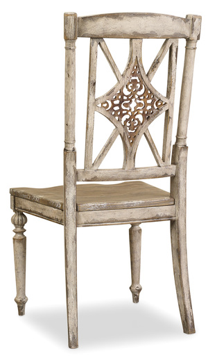 Thumbnail of Hooker Furniture - Fretback Side Chair