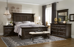 Thumbnail of Hooker Furniture - California King Panel Bed