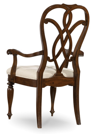 Thumbnail of HOOKER FURNITURE CO - Leesburg Splatback Arm Chair