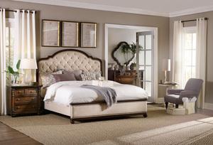 Thumbnail of Hooker Furniture - King Upholstered Bed