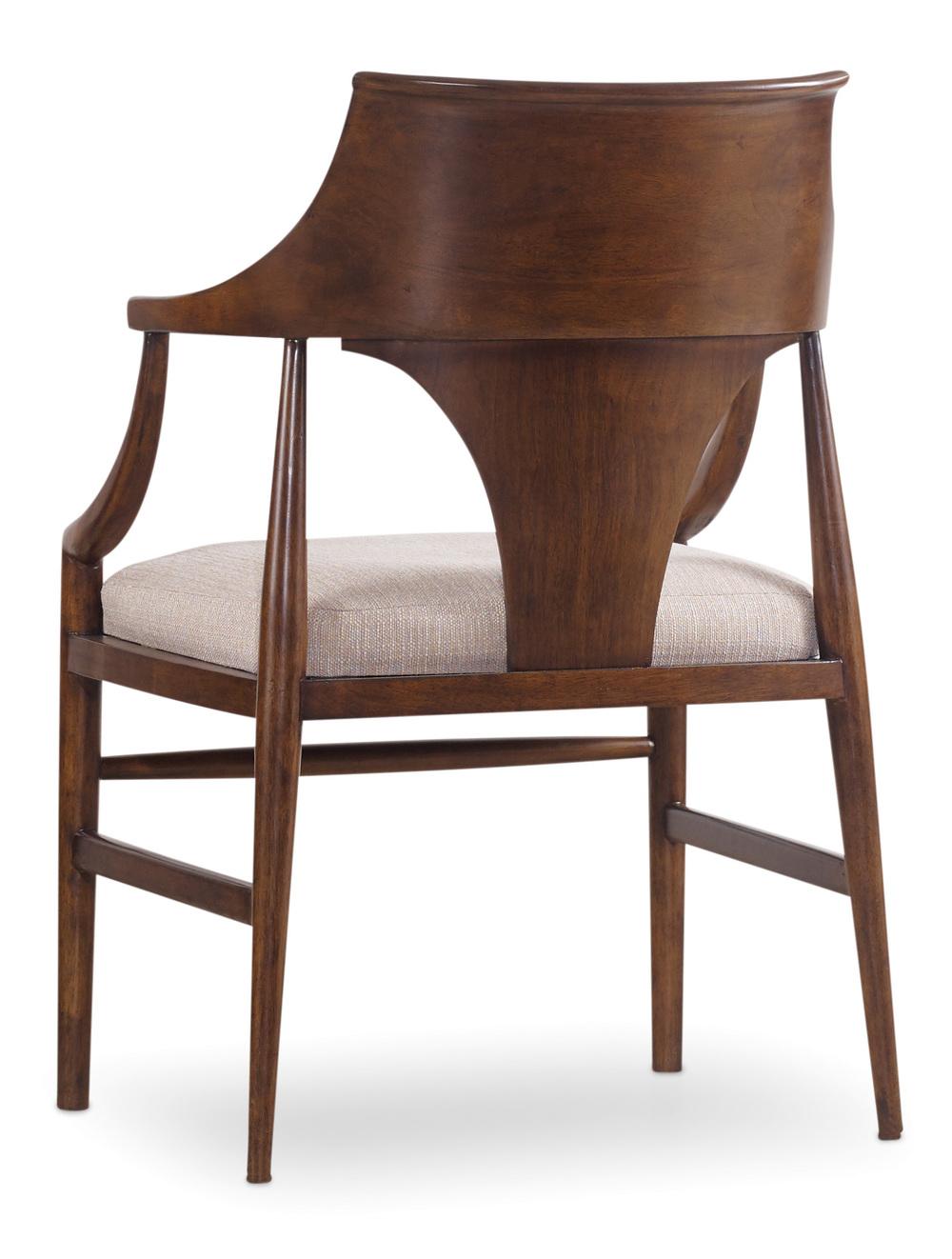 Hooker Furniture - Studio 7H Jens Danish Arm Chair