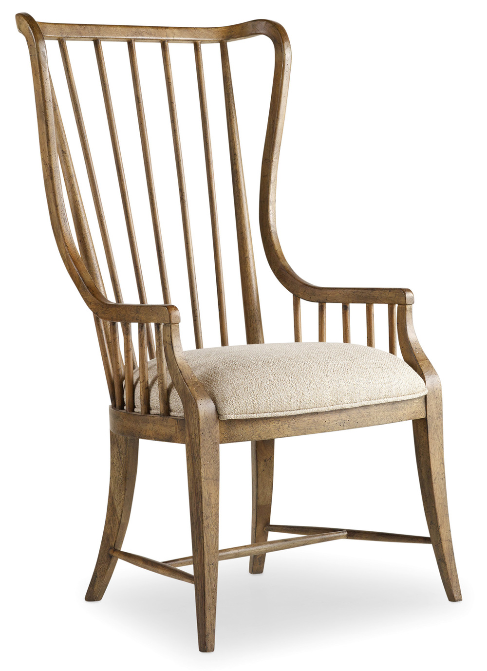 Hooker Furniture - Sanctuary Tall Spindle Arm Chair