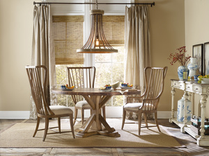 Thumbnail of Hooker Furniture - Sanctuary Tall Spindle Arm Chair
