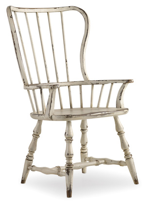 Thumbnail of Hooker Furniture - Sanctuary Spindle Back Arm Chair