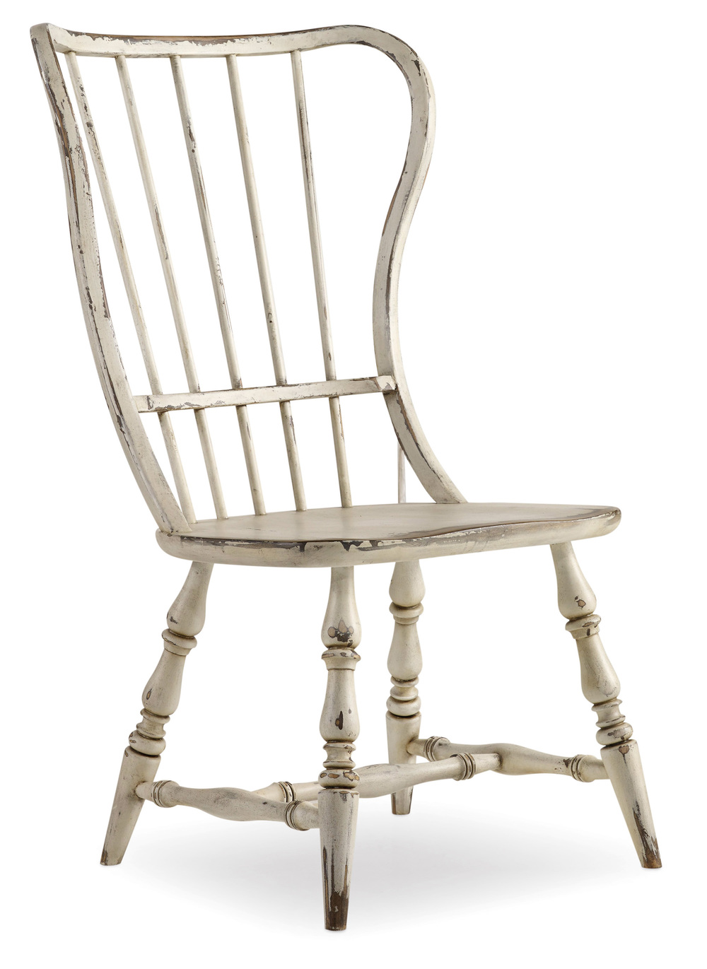 HOOKER FURNITURE CO - Sanctuary Spindle Back Side Chair