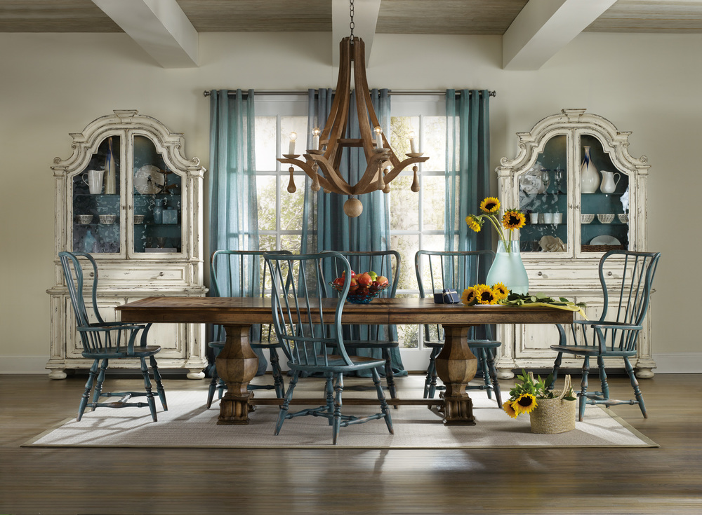 Hooker Furniture - Sanctuary Spindle Arm Chair