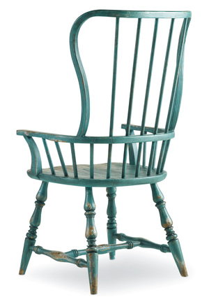 Thumbnail of Hooker Furniture - Sanctuary Spindle Arm Chair