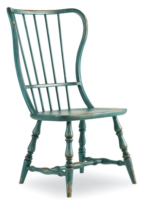 Thumbnail of Hooker Furniture - Sanctuary Spindle Back Side Chair