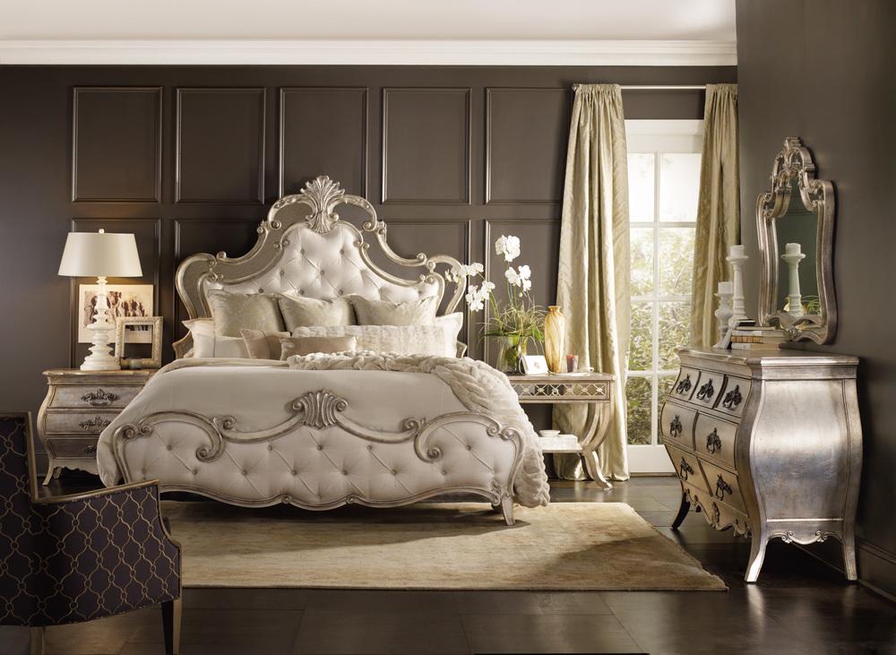 Hooker Furniture - California King Upholstered Bed