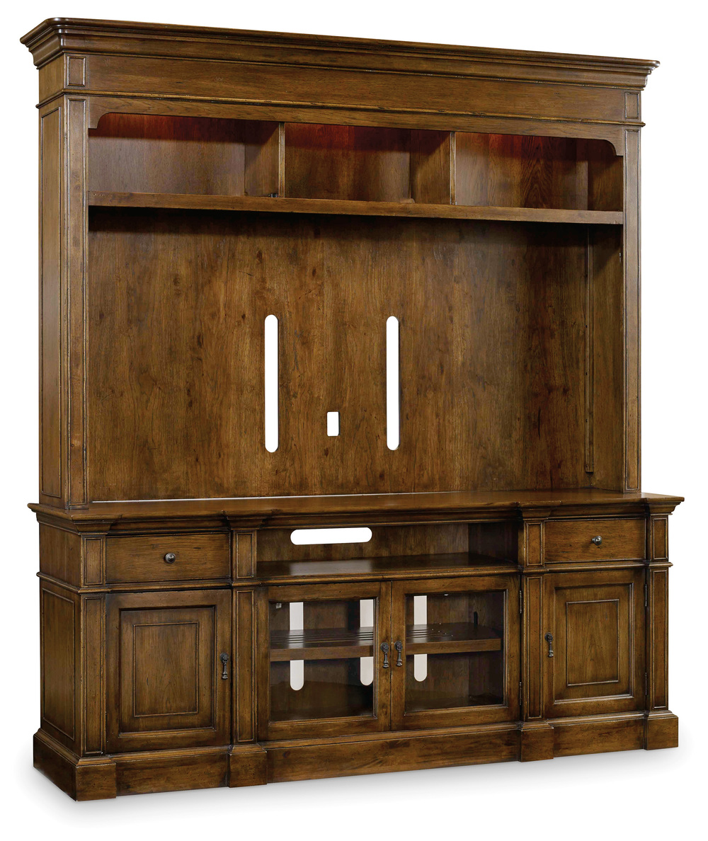 Hooker Furniture - Two piece Entertainment Group
