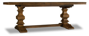 Thumbnail of Hooker Furniture - Trestle Table w/ Two Leaves