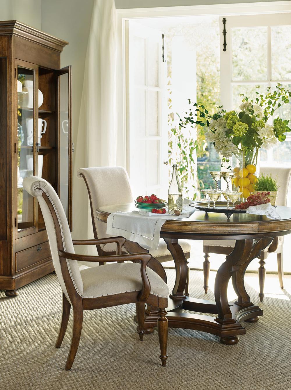 Hooker Furniture - Archivist Upholstered Side Chair