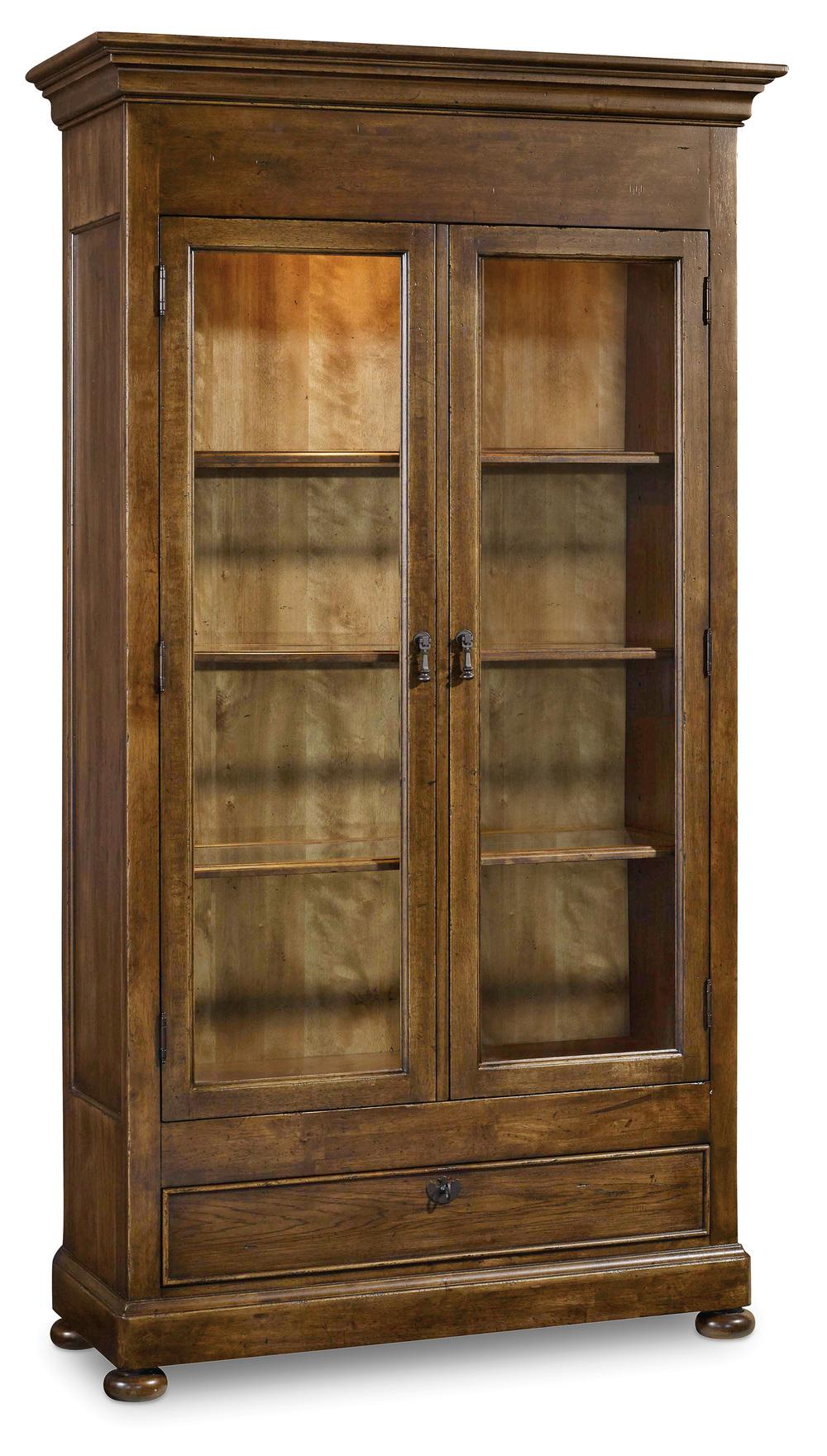 Hooker Furniture - Archivist Display Cabinet