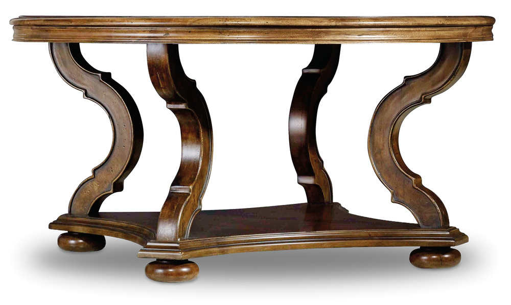 Hooker Furniture - Archivist Round Cocktail Table