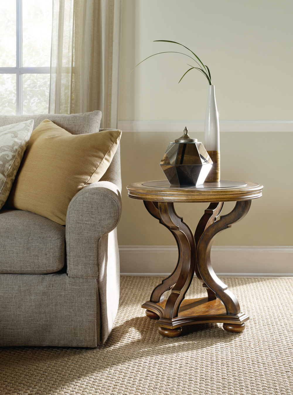 Hooker Furniture - Archivist Round End Table