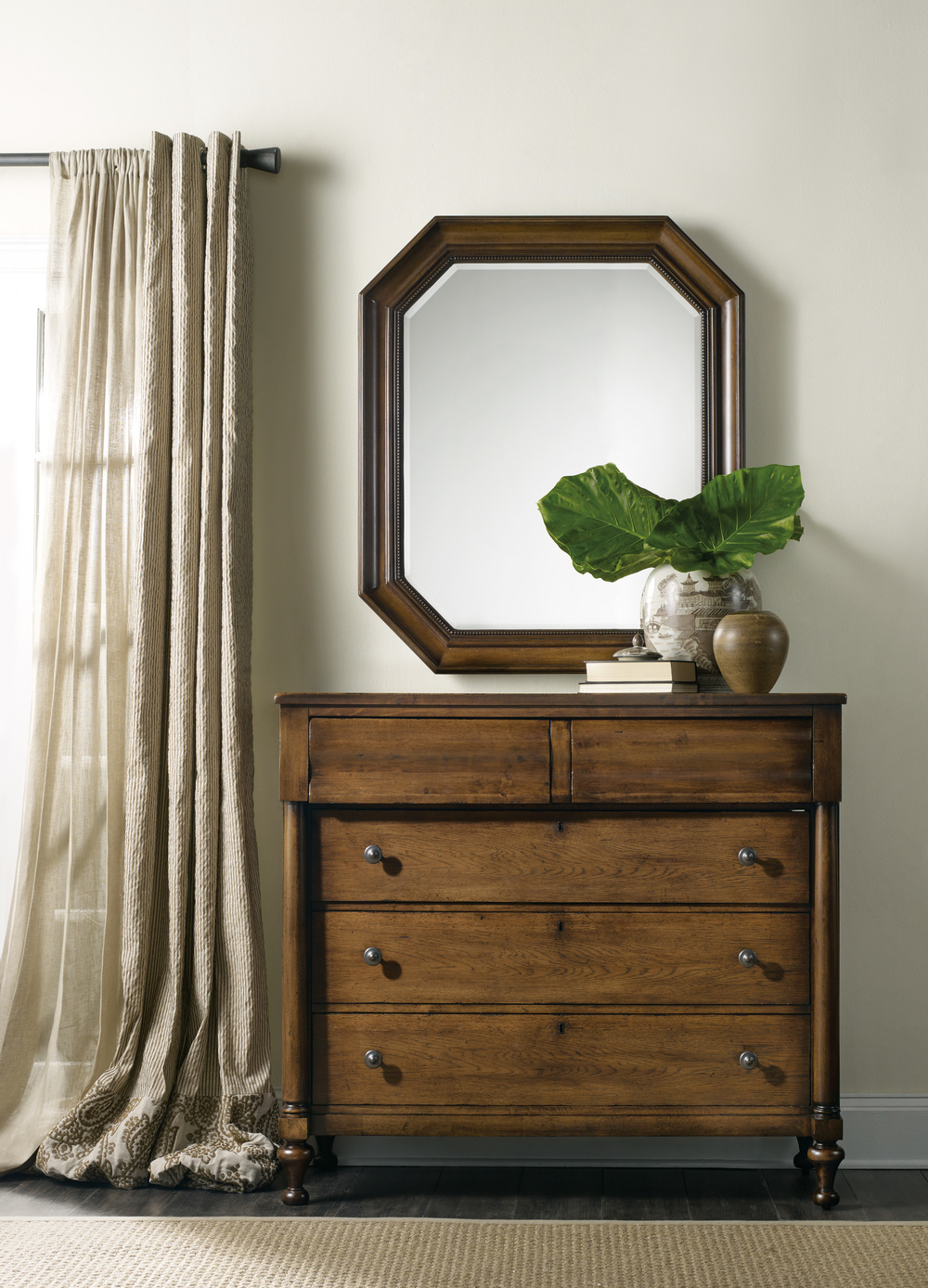 Hooker Furniture - Archivist Portrait Mirror
