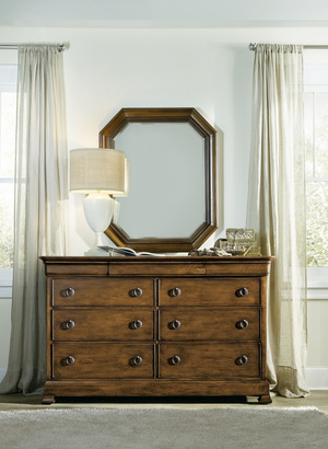 Thumbnail of Hooker Furniture - Archivist Portrait Mirror