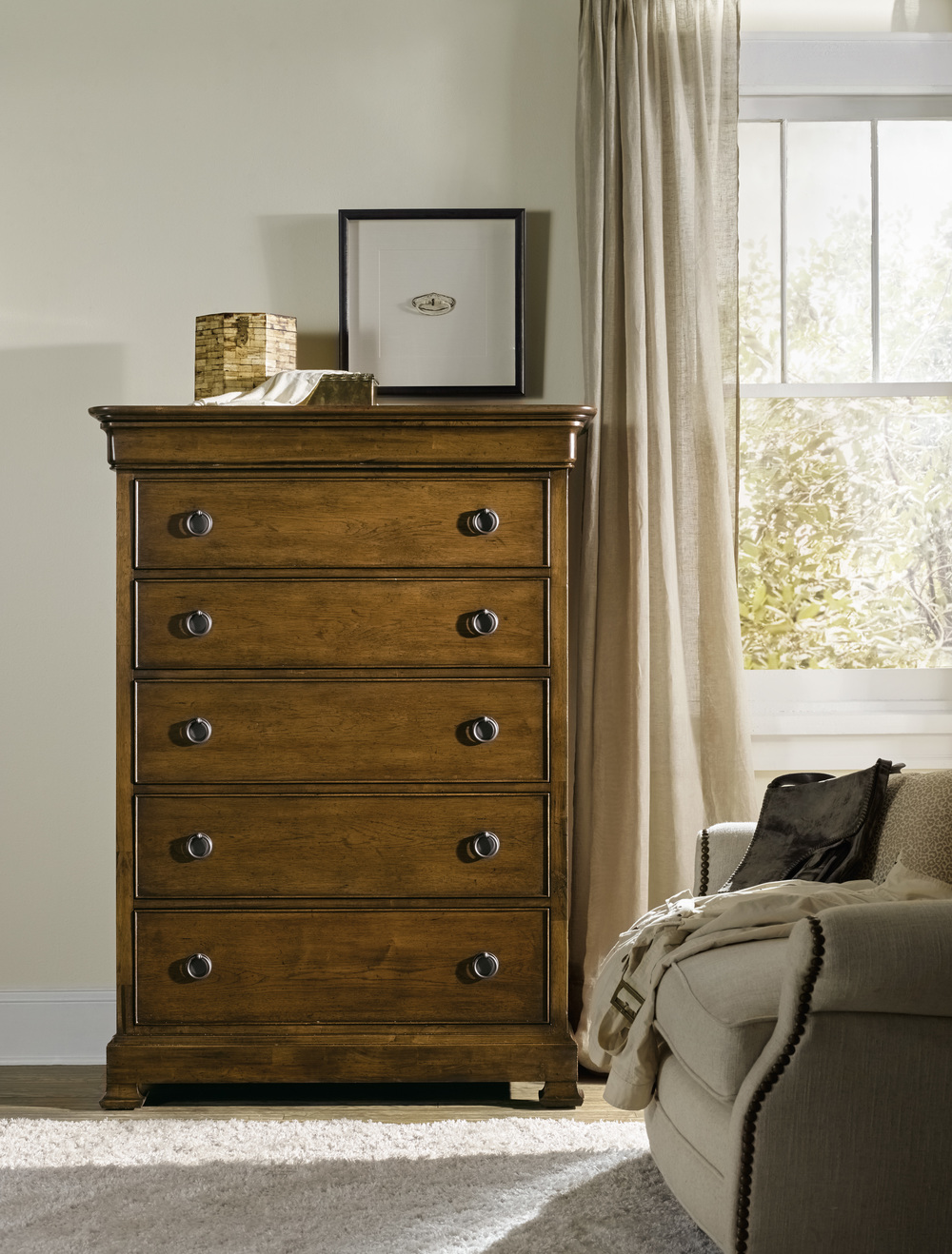 Hooker Furniture - Archivist Six Drawer Chest