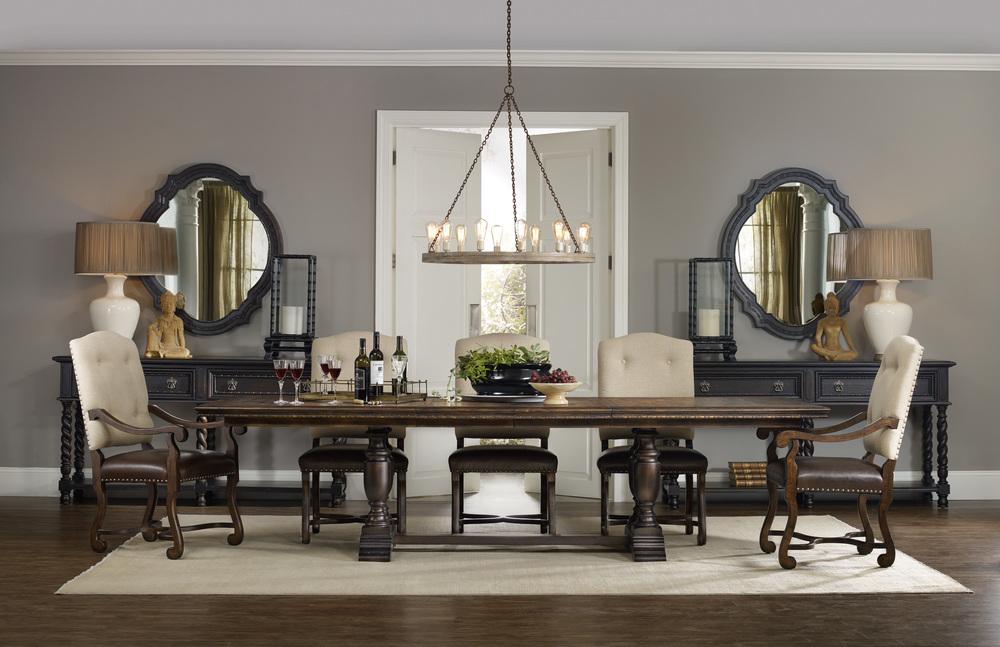 Hooker Furniture - Treviso Camelback Arm Chair
