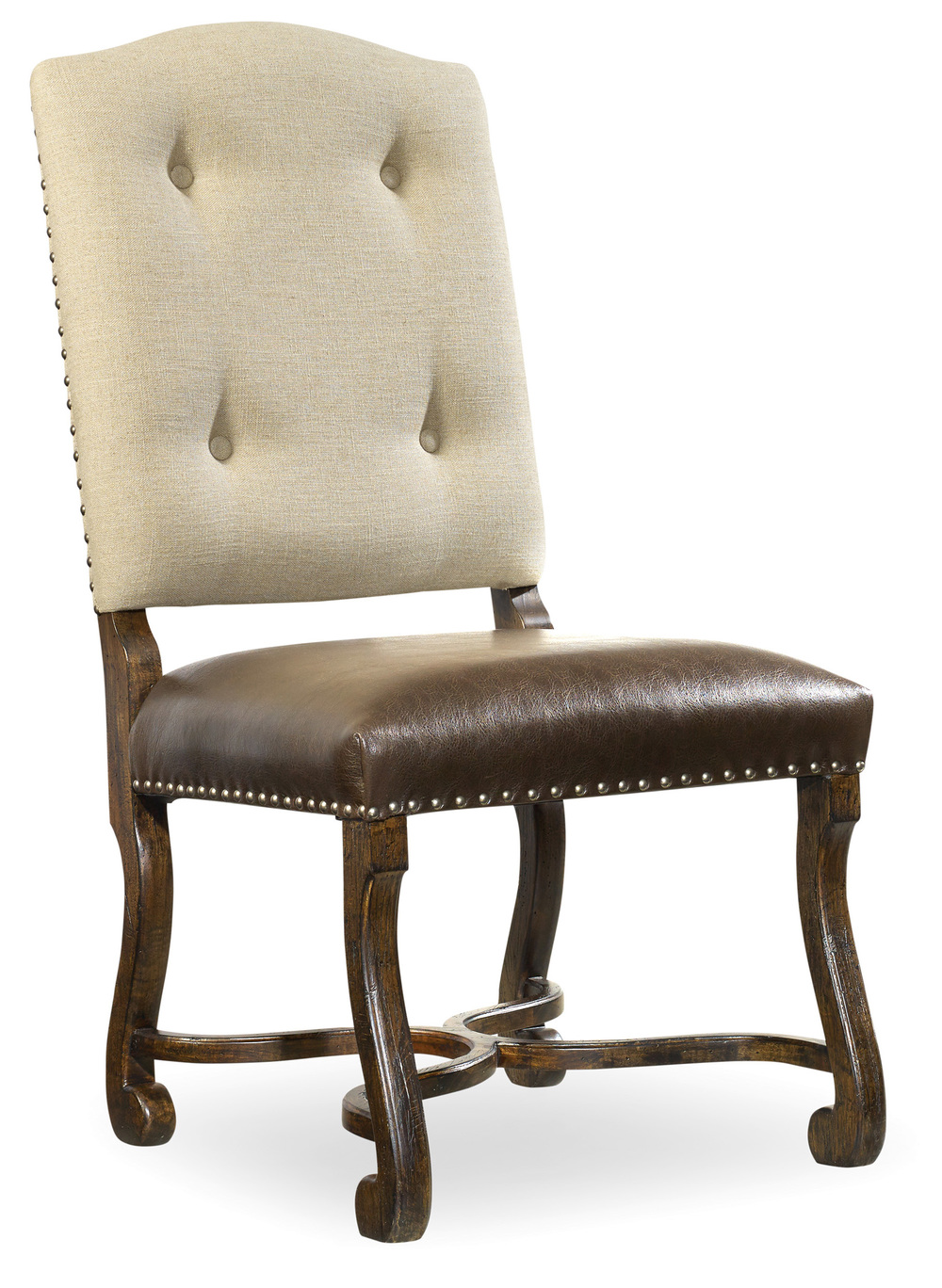 Hooker Furniture - Treviso Camelback Side Chair