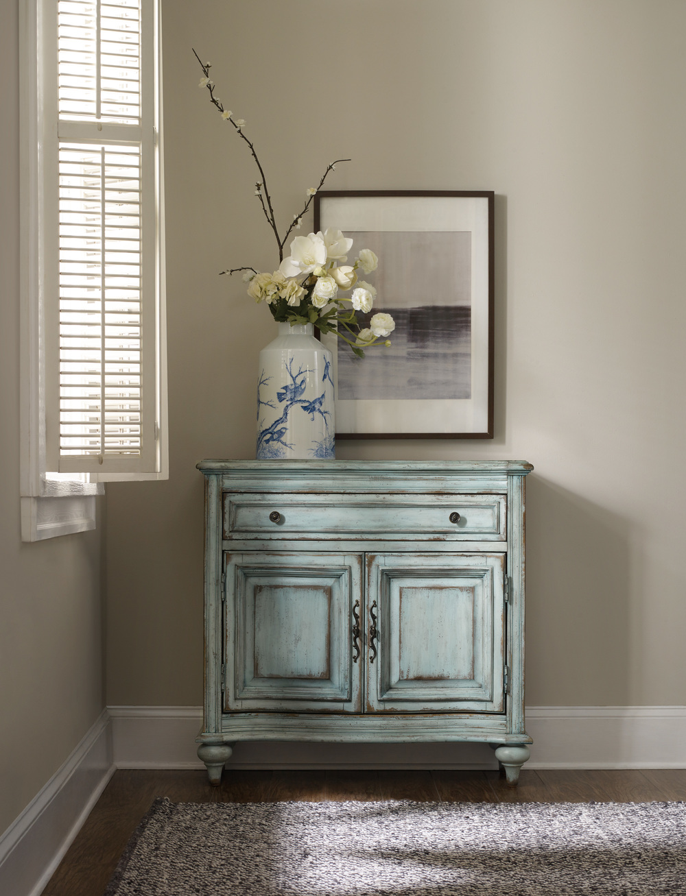 Hooker Furniture - One Drawer/Two Door Chest