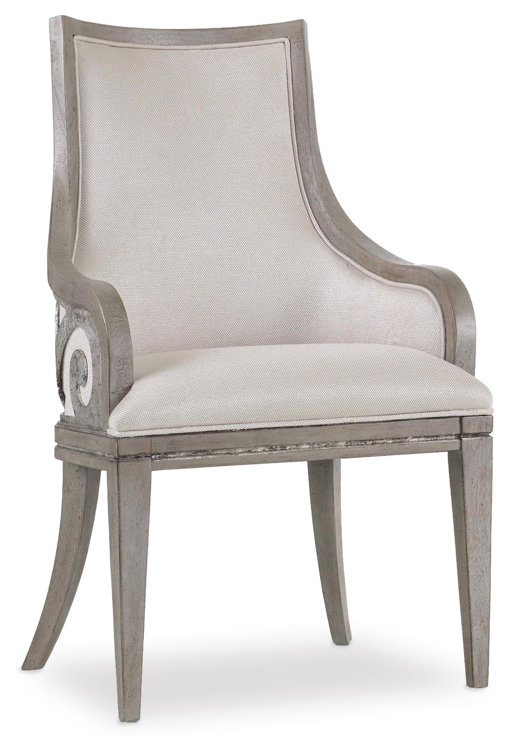 HOOKER FURNITURE CO - Sanctuary Upholstered Arm Chair