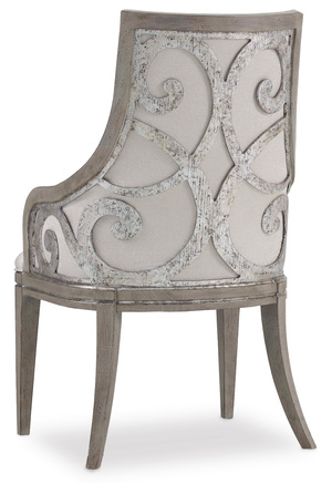 Thumbnail of HOOKER FURNITURE CO - Sanctuary Upholstered Arm Chair
