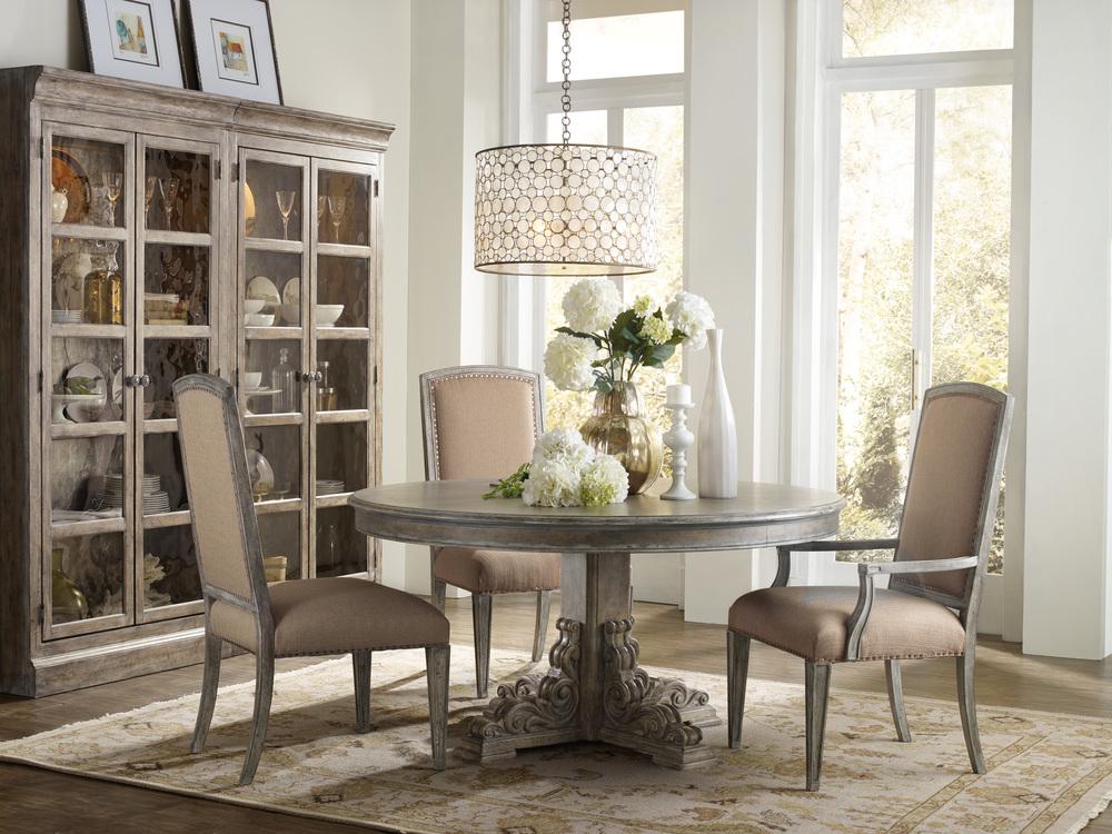 Hooker Furniture - True Vintage Upholstered Side Chair