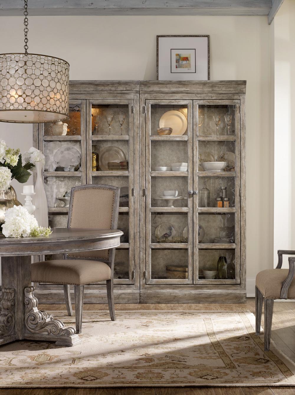 Hooker Furniture - True Vintage Bunching Curio