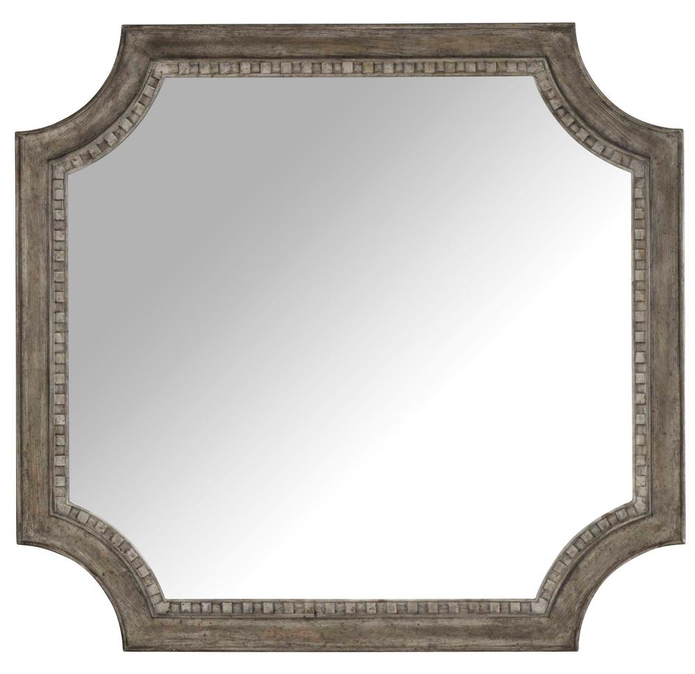 Hooker Furniture - True Vintage Shaped Mirror