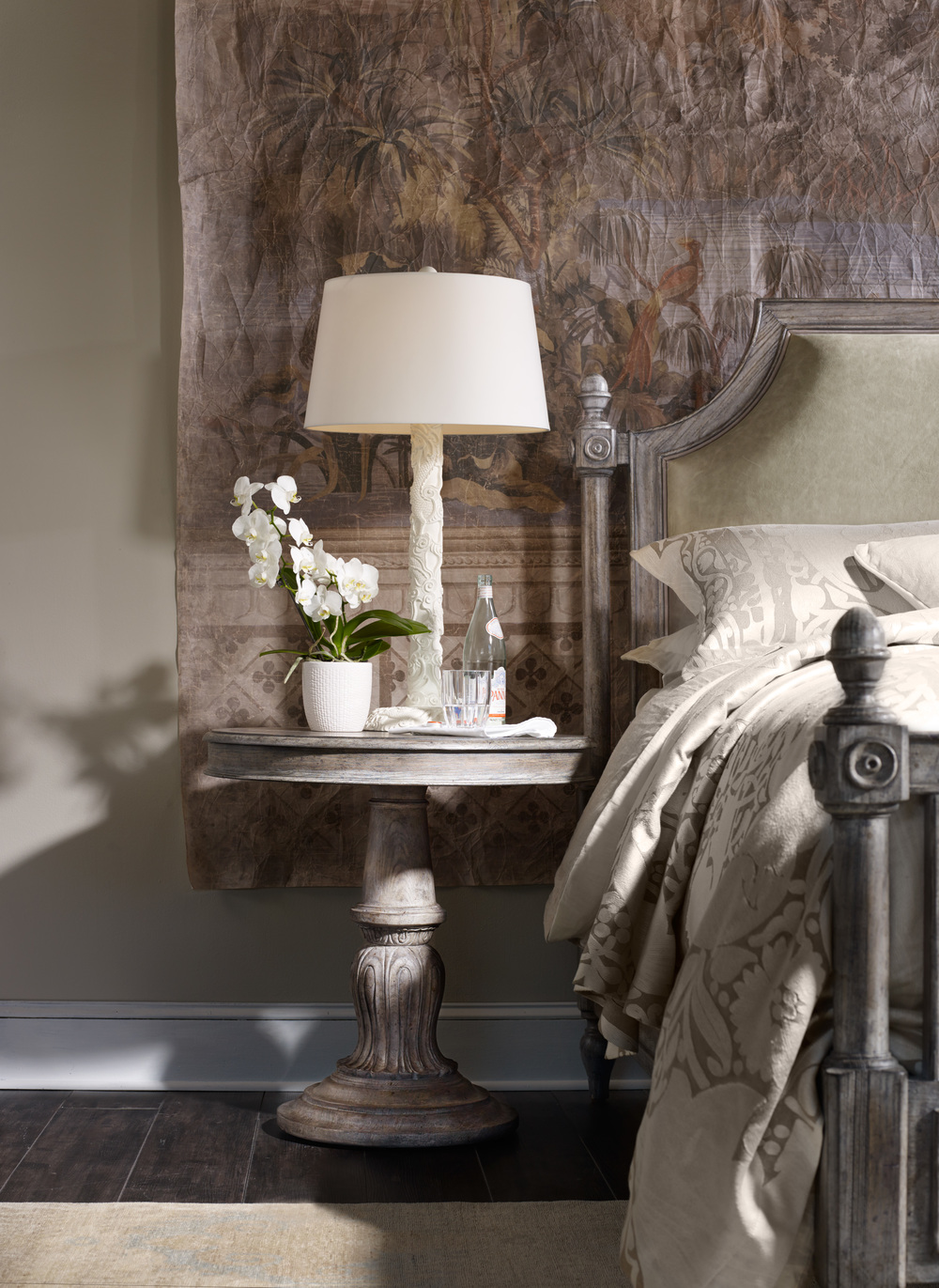 Hooker Furniture - True Vintage Bedside Table