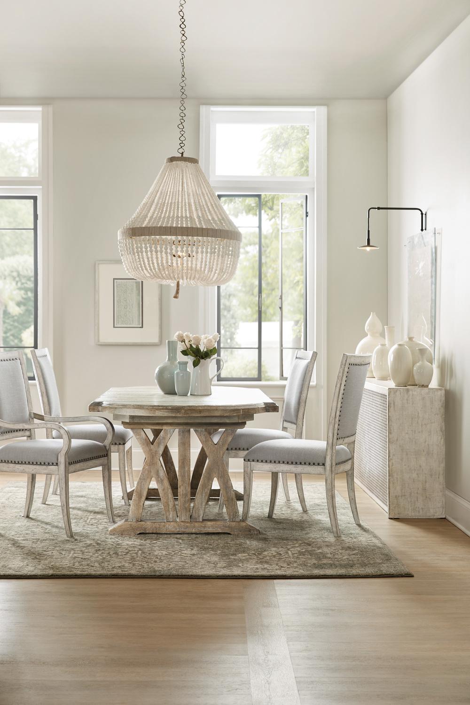 Hooker Furniture - Vitton Upholstered Arm Chair