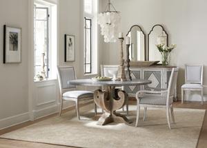 Thumbnail of Hooker Furniture - Vitton Upholstered Arm Chair