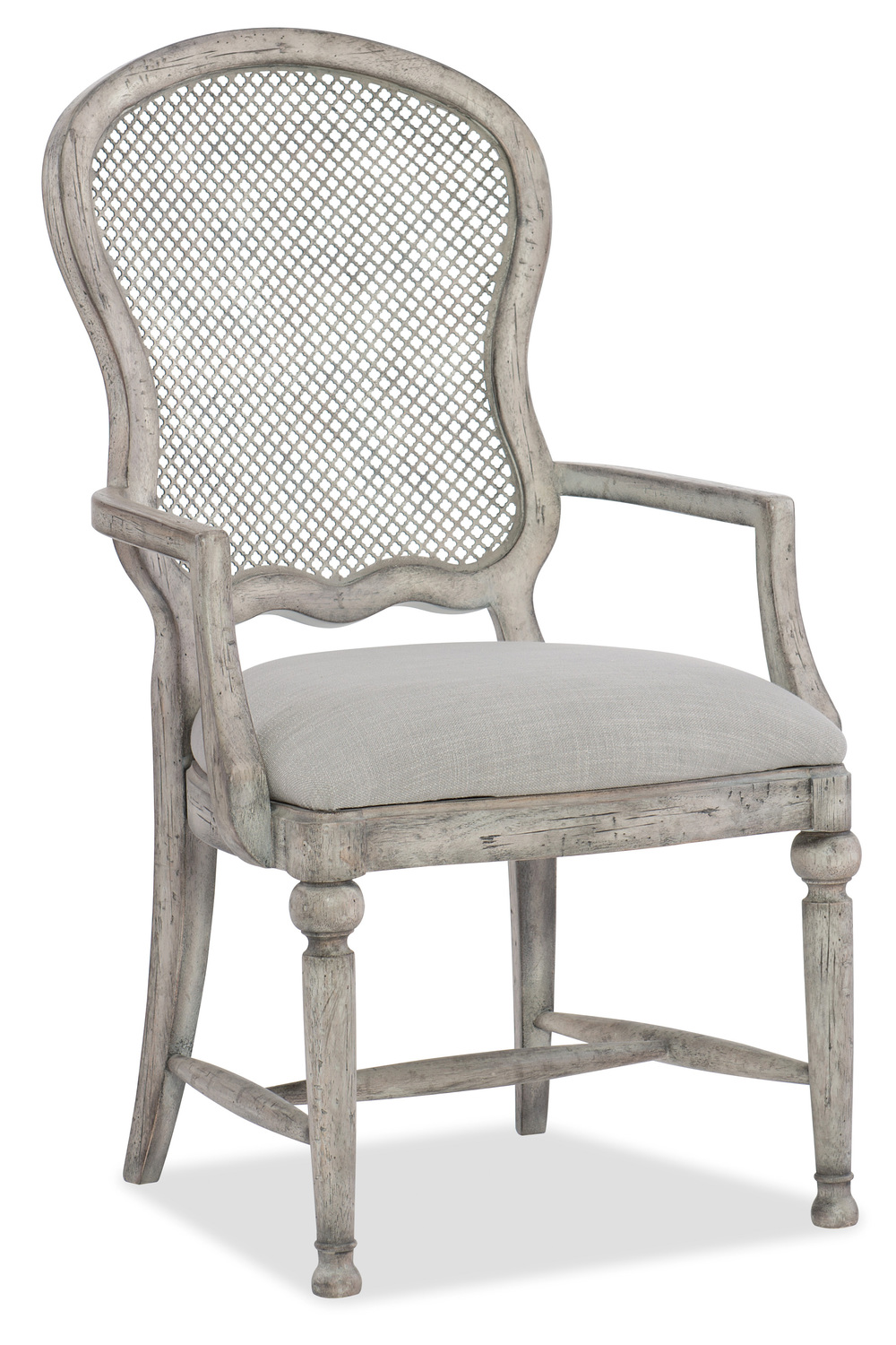 Hooker Furniture - Gaston Metal Back Arm Chair