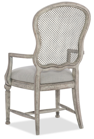 Thumbnail of Hooker Furniture - Gaston Metal Back Arm Chair