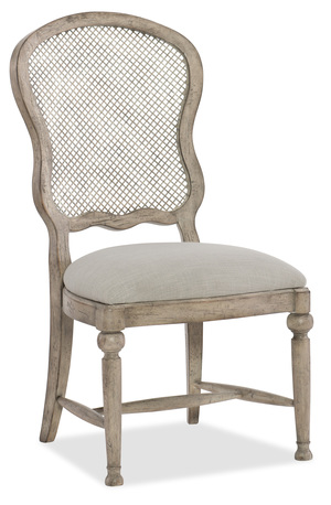Thumbnail of Hooker Furniture - Gaston Metal Back Side Chair
