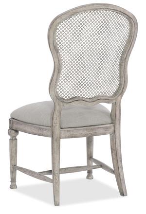 Thumbnail of Hooker Furniture - Gaston Metal Back Side Chair