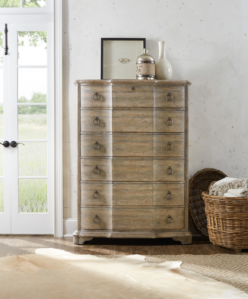 Hooker Furniture - Chimay Six Drawer Chest