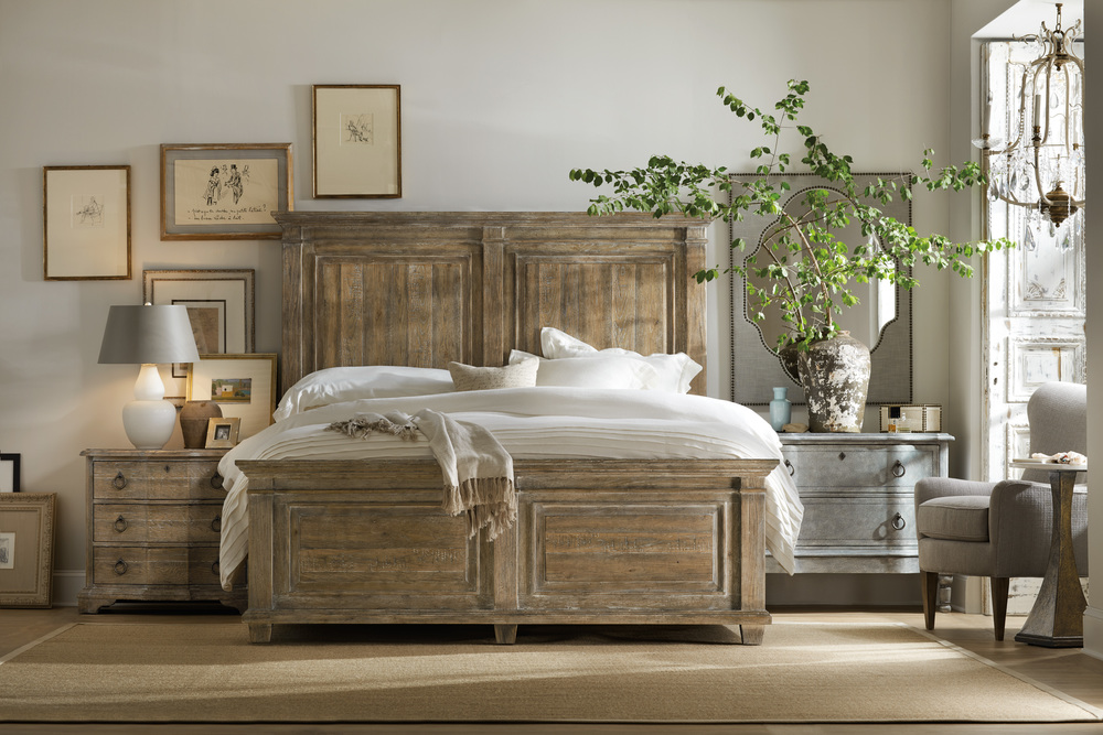 Hooker Furniture - Laurier California King Panel Bed