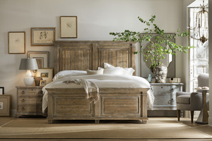 Thumbnail of Hooker Furniture - Laurier King Panel Bed