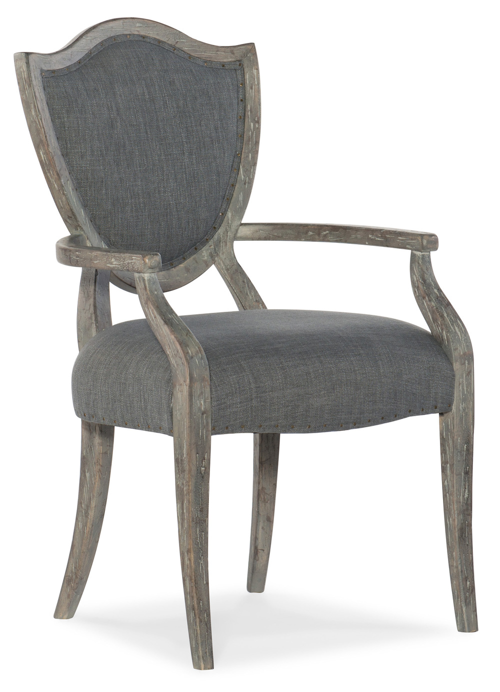 Hooker Furniture - Shield Back Arm Chair